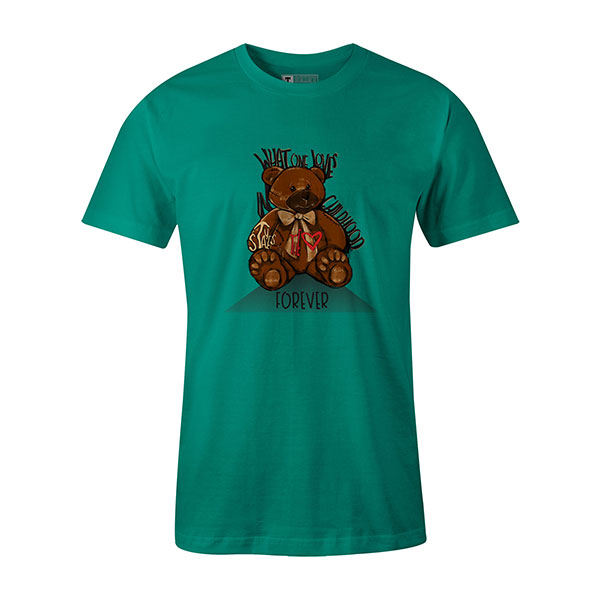 Childhood T shirt mint