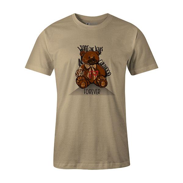 Childhood T shirt natural