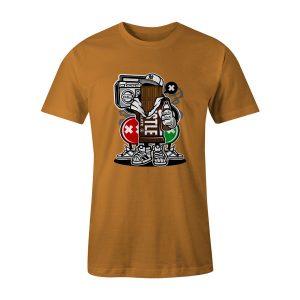Chocolate Squad T Shirt Ginger