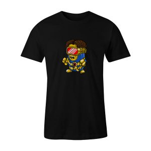 Cyclops Minion T Shirt Black