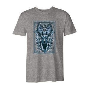 Deer Trophy heather grey 1