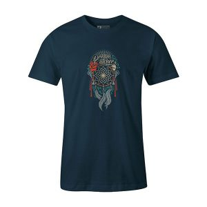 Dream Catcher T shirt indigo