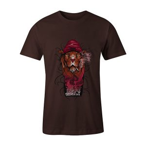 Fashion 85 T shirt brown