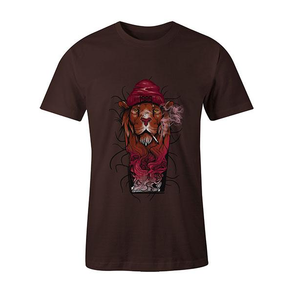 Fashion 85 T shirt brown