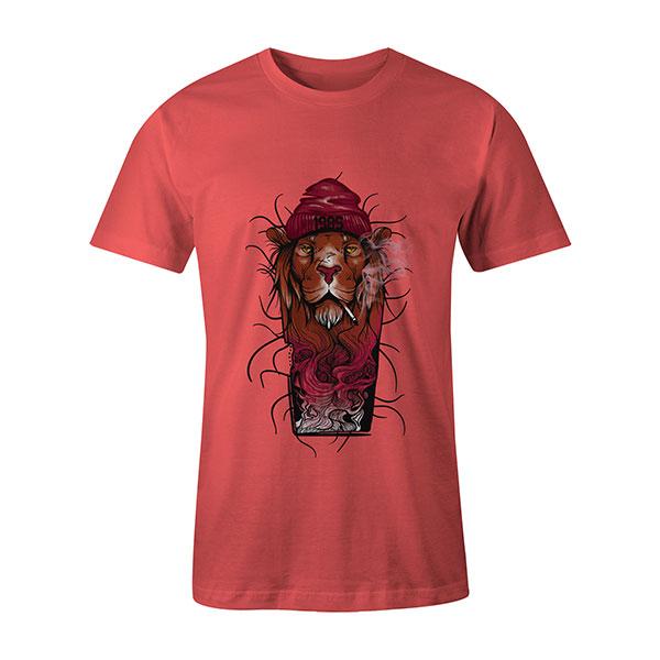 Fashion 85 T shirt coral