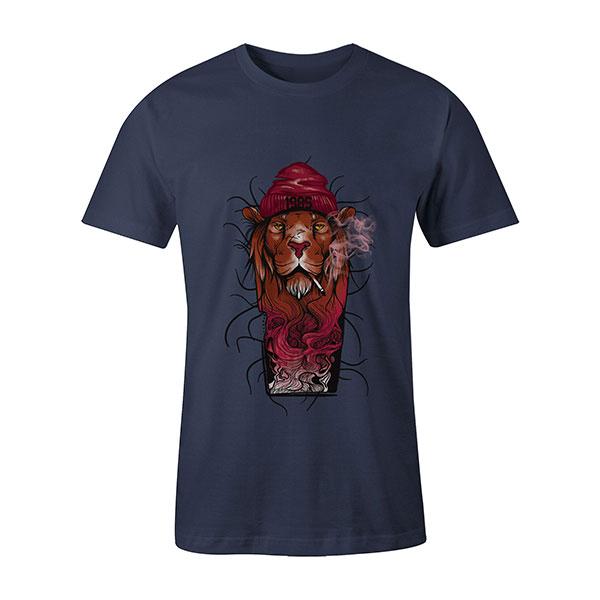 Fashion 85 T shirt heather denim