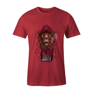 Fashion 85 T shirt heather red