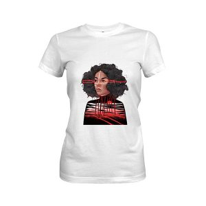 Feelings T shirt white