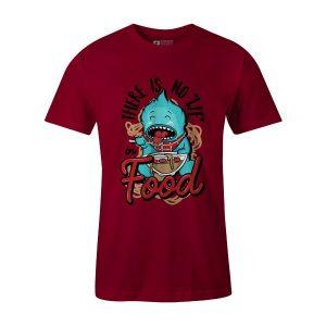 Foodie T Shirt Cardinal