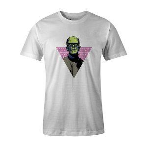 Franken Hipster T shirt white