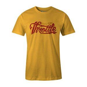 Full Throttle T shirt sunshine