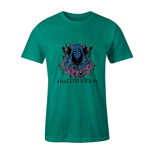 Get Ready For Halloween T shirt mint