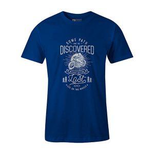 Getting Lost T shirt royal