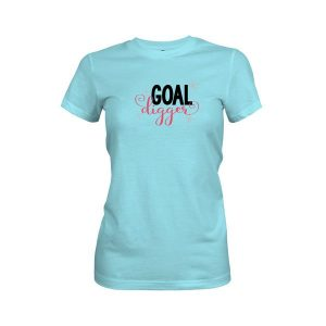 Goal Digger T Shirt Cancun