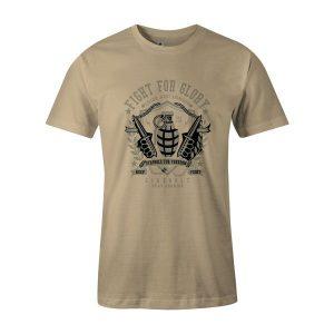 Grenade T Shirt Natural