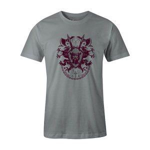 Guardian T shirt silver