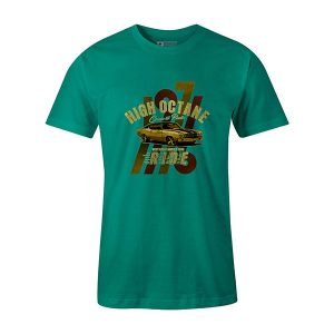 High Octane Ride T shirt mint