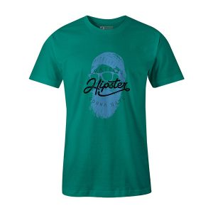 Hipster Haters Gonna Hate T shirt teal