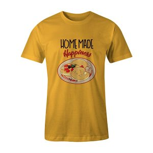 Home Made Happiness T shirt sunshine