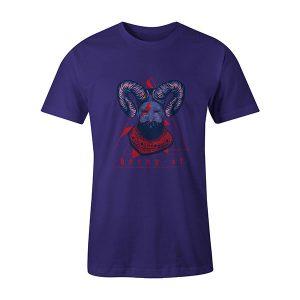 Horny AF T shirt purple
