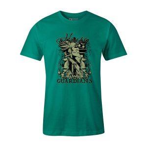 House of Guardians T shirt mint