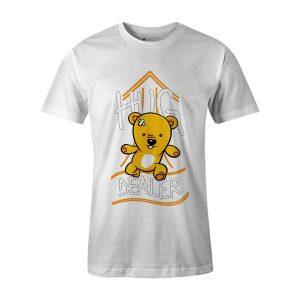 Hug Dealer T Shirt White 1