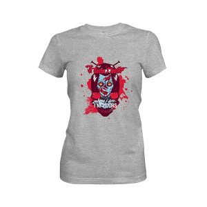 Im Yours T Shirt heather grey