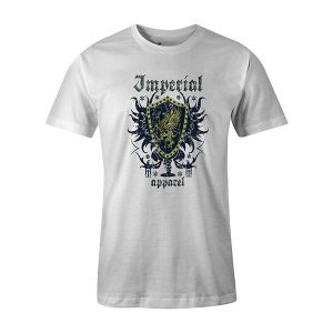 Imperial Apparel T shirt white