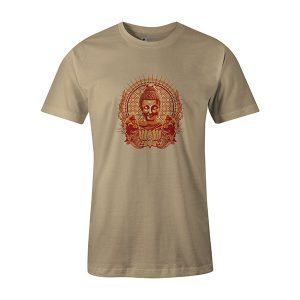 Inner Peace T shirt natural