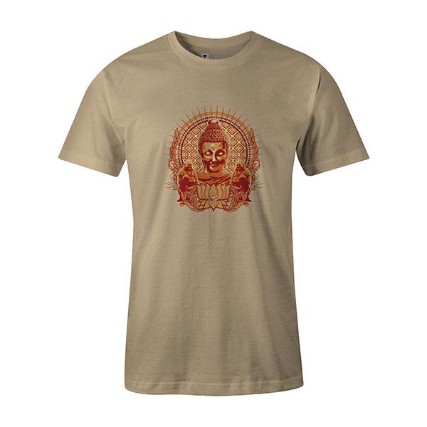 Inner Peace T shirt natural