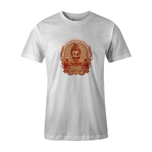 Inner Peace T shirt white