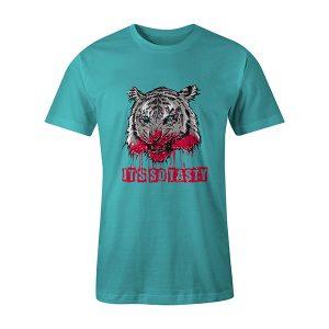 Its So Tasty T shirt aqua