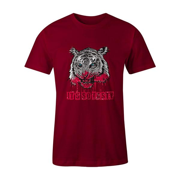 Its So Tasty T shirt cardinal