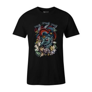 Joker The Gambler T Shirt