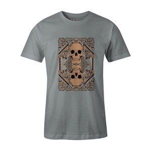 Joker 2 T shirt silver