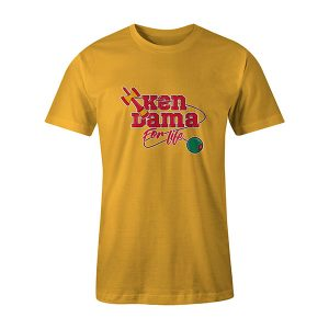 Kendama For Life T shirt sunshine
