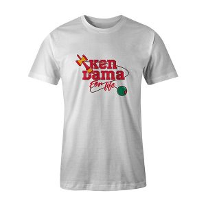 Kendama For Life T shirt white