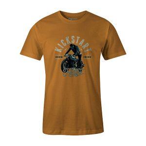 Kickstart My Heart T shirt ginger
