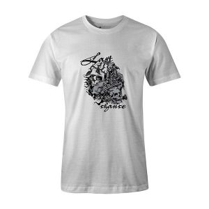 Last Chance T shirt white