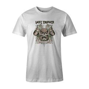 Last Tribute T shirt white