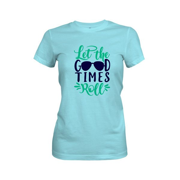 Let The Good Times Roll T Shirt Cancun