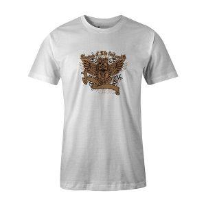 Lost Soul T shirt white