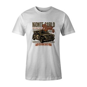Mini Race T shirt white