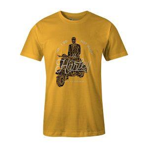 Mod Weekender T shirt sunshine