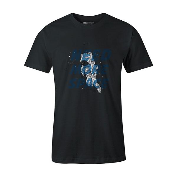 Need More Space T shirt coal