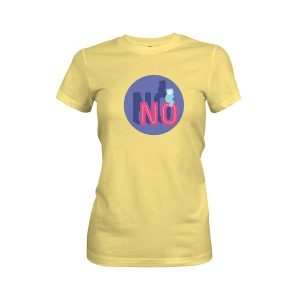 No T Shirt Banana Cream
