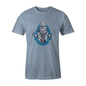 Revenge Is Coming T Shirt Baby Blue