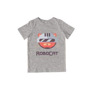 RoboCat heathergrey