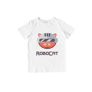 RoboCat white