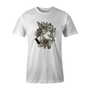Sacrifice T Shirt White